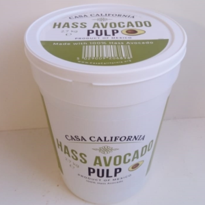 Hass Avocado Pulp 2.7kg
